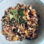 Quinoa-Mango-Süßkartoffel-Salat